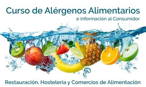 Certificado de Alérgenos Alimentarios