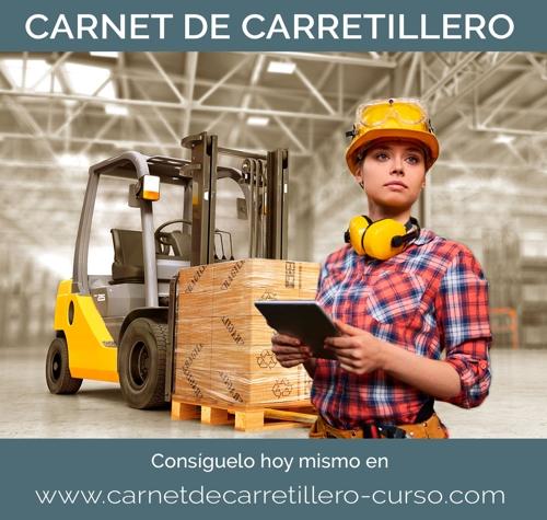 Carnet de Carretillero