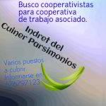 INDRET DEL CUINER PARSIMONIOS COOP V